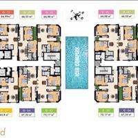 3 căn hộ đẹp nhất còn lại tại dự án Icid Complex Hà Đông chỉ 1.43 tỷ/căn, 2 PN, 2 wc, full nội thất