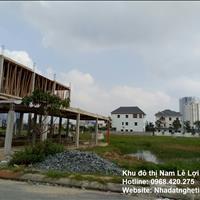 Đất biệt thự - liền kề khu đô thị Nam Lê Lợi - sổ đỏ lâu dài, trung tâm thành phố Vinh