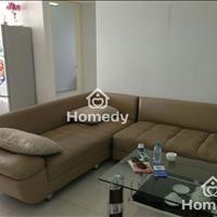 Cho thuê căn hộ SaiGonRes Plaza, quận Bình Thạnh, 75m2, 2 phòng ngủ, nội thất cơ bản, giá 11 triệu