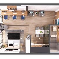 Bán căn Officetel dự án Aurora Quận 8, giá 850 triệu có thương lượng