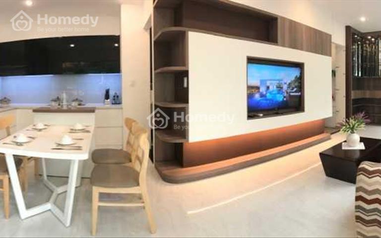 Cần tiền bán nhanh căn hộ ngay mặt tiền Phạm Văn Đồng, 1.95 tỷ (VAT), 53m2 tầng cao thoáng mát