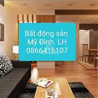 Cho thuê căn hộ 86m2, 2 phòng ngủ tòa B6, Nguyễn Cơ Thạch, Mỹ Đình 1, giá 8 triệu/tháng
