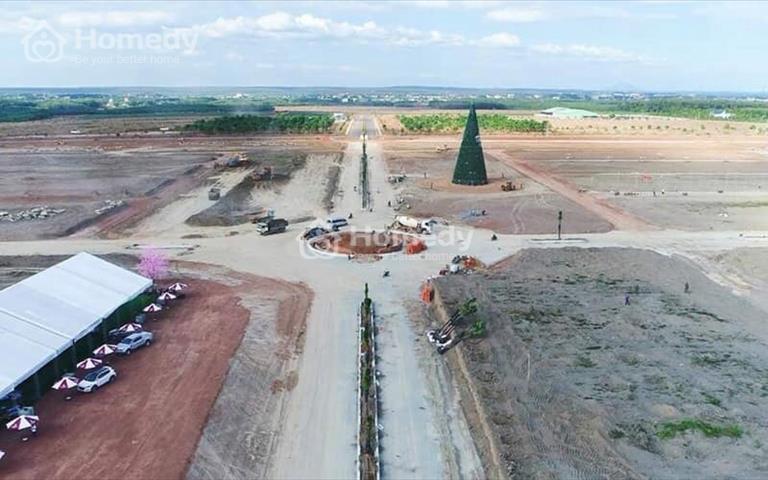 Bán đất nền trung tâm Đồng Xoài, Bình Phước - Sổ đầy đủ - Giá 375 triệu - Cơ sở hạ tầng hoàn thiện