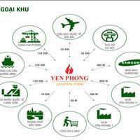 Đất khu công nghiệp Samsung Bắc Ninh giá rẻ nhất khu vực