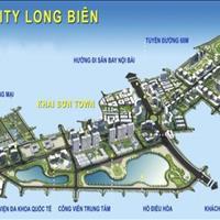 Bán căn góc cuối cùng đẹp nhất dự án Khai Sơn City Long Biên, quà tặng hấp dẫn, liên hệ ngay