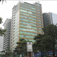 Cho thuê văn phòng tòa TTC Tower, mặt phố Duy Tân, Cầu Giấy, Hà Nội