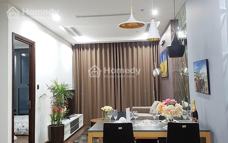 Bán căn hộ tại trung tâm thành phố Bắc Giang - Apec Aqua Park, giá từ 800 triệu bao gồm nội thất