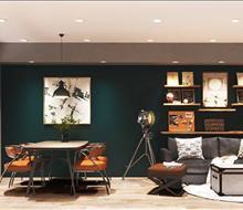 Căn hộ chung cư phong cách đương đại