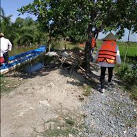 Lô đất cây lâu năm mặt tiền sông xã Phú Đông, bao lo ra sổ, giá vẫn còn thương lượng