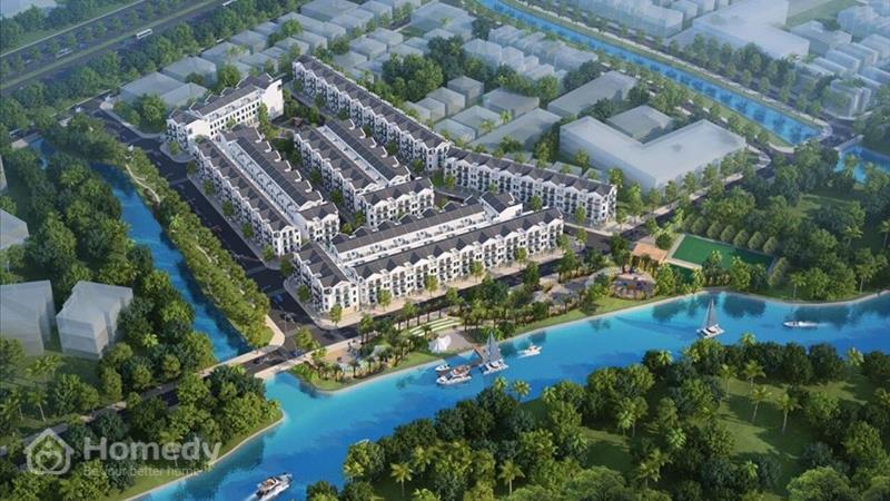 Dự án Khu dân cư PIER IX TP Hồ Chí Minh - ảnh giới thiệu