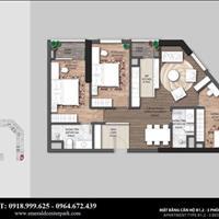 Nhượng lại căn chung cư cao cấp The Emerald 90m2 3 phòng ngủ