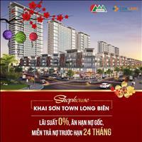 Cơ hội cuối cùng sở hữu Shophouse Khai Sơn Long Biên với ngàn quà tặng hấp dẫn