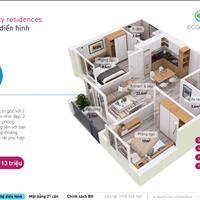 Bán cắt lỗ 150 triệu căn chung cư Westbay Ecopark, diện tích 60m2