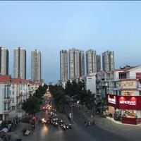 Cho thuê nhà phố thương mại Hoàng Quốc Việt, 6x20m, trệt, 4 lầu, thang máy, 50 triệu/tháng