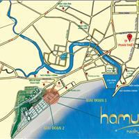 Đầu tư Hamu Bay đất nền khu biệt thự, nhà phố mặt tiền biển ngay trung tâm thành phố Phan Thiết