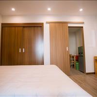 Chung cư cho thuê ở Cầu Giấy, Trần Thái Tông, 45m2, nội thất hiện đại, mới, có bếp nấu ăn