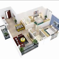 Bán gấp căn hộ cao cấp 2PN ngay tại trung tâm phố cổ Long Biên, full nội thất nhập khẩu Châu Âu