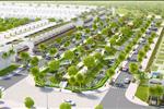 Chủ đầu tư Đại Phát Corp cam kết bàn giao đúng hiện độ cơ sở hạ tầng và đường nội khu rộng rãi từ 14m-16m.