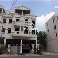 Nhà mới xây cho thuê 5x20m, 1 hầm 3 lầu, khu dân cư Cityland