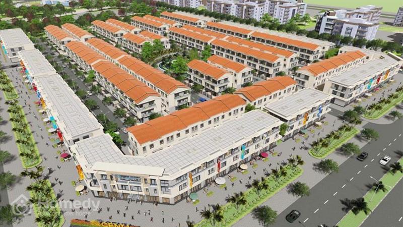 Dự án Khu đô thị Centa City Hải Phòng - ảnh giới thiệu