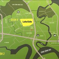 LakeSide - Siêu dự án mới nhất khu Đông - Viên kim cương nằm ngay hồ điều hòa lớn nhất Sài Gòn
