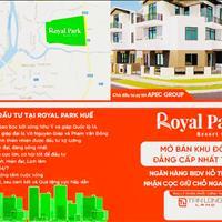 Khu đô thị Royal Park mở bán đợt 1 với nhiều căn hộ đạt chuẩn giá rẻ nhất