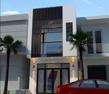 Kiến trúc nhà phố 45m2