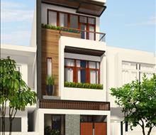 Kiến trúc nội thất nhà phố Bình Thuận