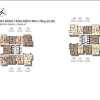 Chuyển nhượng căn hộ 2 PN, 68m2, 2,6 tỷ đã bao gồm VAT, view sông, mặt tiền Đại Lộ Võ Văn Kiệt