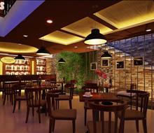 Thiết kế quán cafe Memory