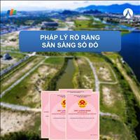 Chào bán 1 số lô hàng đẹp FPT Đà Nẵng view công viên đã có sổ đỏ