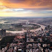 Bán Sunwah Pearl 2 phòng ngủ, căn hộ view sông liền kề quận 1, 100m2, 6.2 tỷ giá chủ đầu tư