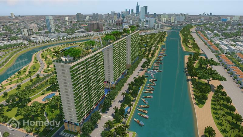 Dự án Diamond Lotus Riverside TP Hồ Chí Minh - ảnh giới thiệu