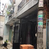Bán nhà sổ riêng chính chủ 1 trệt 1 lầu mặt tiền 3m, hẻm xe hơi 3,5m khu trung tâm quận Gò Vấp