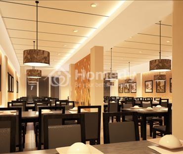 Thi công & thiết kế nội thất Nhà hàng ăn – Quý Bua