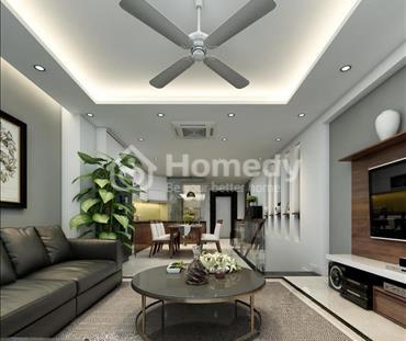 Thiết kế nội thất nhà liền kề hiện đại ở Thái Hà