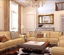 Căn hộ The Manor Mỹ Đình phong cách cổ điển Châu Âu