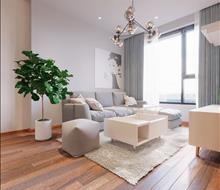 Thiết kế nội thất căn hộ CT3 Ecogreen