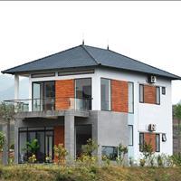 Bán nhà biệt thự tại dự án Eco Valley Resort, Lương Sơn, Hòa Bình, diện tích 450m2