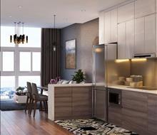 Thiết kế nội thất căn hộ 2808 Usilk City