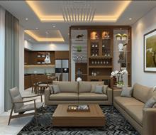 Nhà phố Sơn La phong cách hiện đại