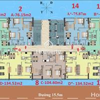 Chính chủ cần bán nhà căn hộ 410 CT2A1, Tây Nam Linh Đàm