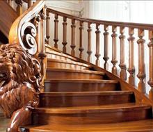 Cầu thang gỗ Xuân Vinh