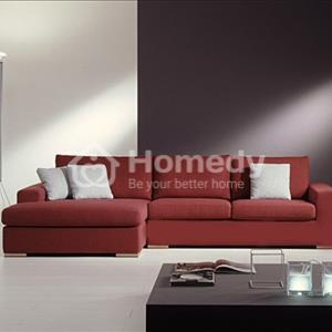 Mẫu Sofa nỉ chung cư