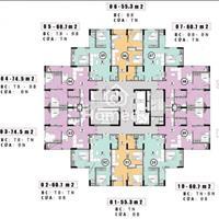 Chính chủ cho thuê căn hộ Mipec Kiến Hưng, Hà Đông, căn 1002 toà M2, 60m2, 4 triệu/tháng