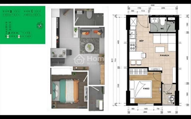 Trung tâm chuyển nhượng căn hộ Samsora Riverside - Cam kết giá tốt nhất