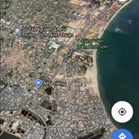 Bán đất thổ cư mặt tiền đường Phạm Văn Đồng gần Resort Sơn Long Thuận