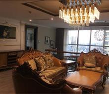 Thiết kế rèm căn hộ Duplex Mandarin Garden