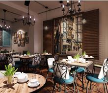 Thiết kế nội thất quán cafe Sài Gòn Xưa