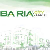 Năm 2019 đất nền Vũng Tàu lên ngôi - đầu tư đón tài lộc ngay Baria City Gate 11 triệu/m2